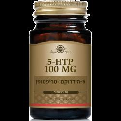 5-HTP - הידרוקסי-טריפטופן