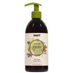 סבון היגייני עץ התה למניעת גירויים ויובש