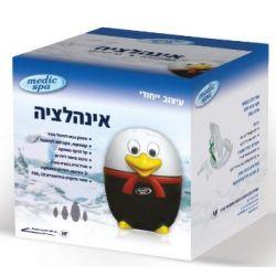 מכשיר אינהלציה לילדים ולתינוקות medic spa