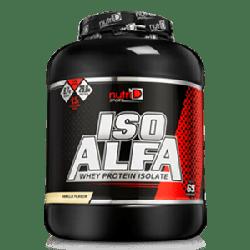 אבקת חלבון איזו אלפא - ISO ALFA