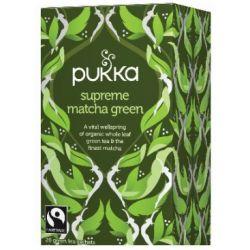תה ירוק מאצ'ה אורגני