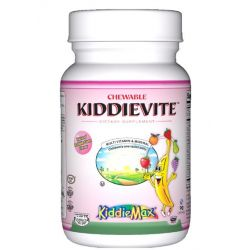 קידי ויט - מולטי ויטמין למציצה לילדים