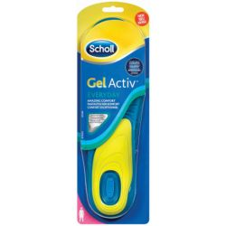 Gel Active - רפידות ג'ל לנעלי יום-יום לנשים