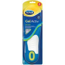 Gel Active - רפידות ג'ל לנעלי ספורט לגבר