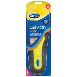 Gel Active - רפידות ג'ל לנעלי עבודה לאשה