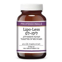 ליפו לס - להורדת כולסטרול LDL