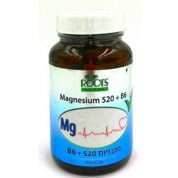 מגנזיום עם ויטמין B6