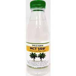 """שמן MCT בבקבוק 500 מ""""ל"""