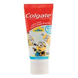 קולגייט משחת שיניים ספיידרמן עם פלואוריד לגילאי 6+
