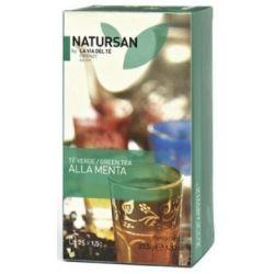 תה ירוק מנטה - NATURSAN