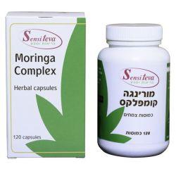 מורינגה קומפלקס עם ספירולינה וכלורלה
