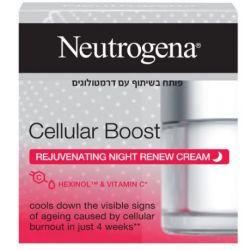 קרם לילה לחידוש העור Cellular boost אנטי אייג'ינג