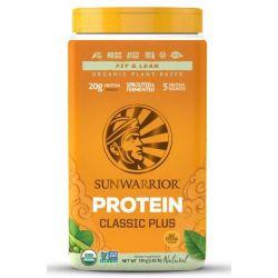חלבון טבעוני פלוס אורגינלי SUNWARRIOR