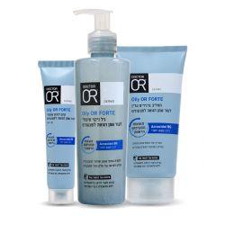 Your Forte מארז טיפולי לעור שמן הנוטה לפצעונים