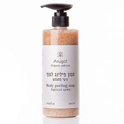 סבון פילינג לגוף זרעי מישמיש