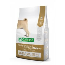 מזון דיאטטי לכלבים עם בעיית השמנה או לאחר עיקור/ סירוס