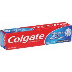 משחת שיניים קולגייט אדומה