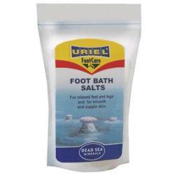 מלח אמבט לכף הרגל