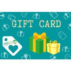 כרטיס מתנה - GIFT CARD