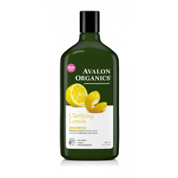 שמפו אורגני לימון