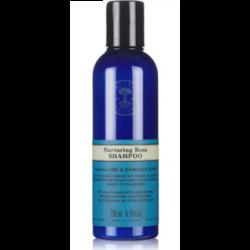 שמפו מזין ללא סבון מועשר בתמצית רוז