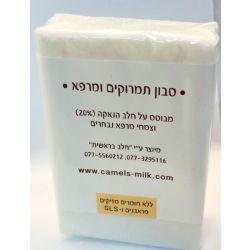 סבון תמרוקים ומרפא אקטיבי מוצק