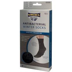 גרביים אנטי בקטריאליות לחורף