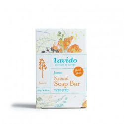 סבון מוצק טבעי יסמין