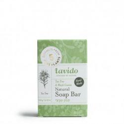 סבון מוצק טבעי עץ התה