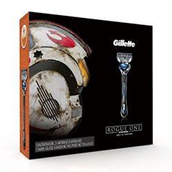 ג'ילט Star Wars מארז מכשיר גילוח + 2 סכינים