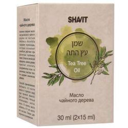 שמן עץ התה 100% טהור