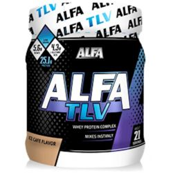 אבקת חלבון אלפא TLV (טעמים לבחירה)