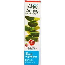 אלו אקטיב משחת שיניים ללא פלואוריד - Aloe Active