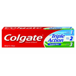 קולגייט משחת שיניים הגנה משולשת
