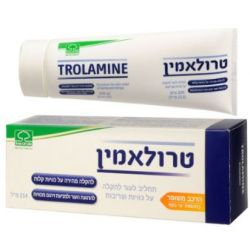 טרולאמין תחליב לכוויות