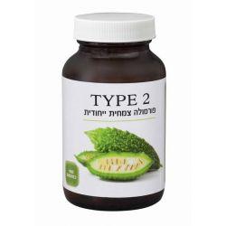 טייפ TYPE 2 לסיוע באיזון רמות הסוכר