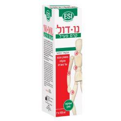 נו דול No Dol קרם לשימוש במצבים של כאבים ודלקות מפרקים