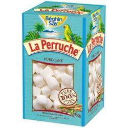 קוביות סוכר קנים לבן - La Perruche