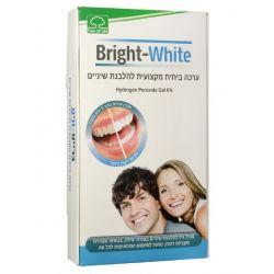 ערכה ביתית מקצועית להלבנת שיניים