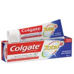 משחת שיניים קולגייט טוטאל מלבינה